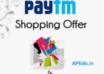 paytm: shopping with no money ... paytm offer_