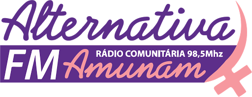 [Blog AMUNAM] Rádio Alternativa FM 98,5 - Mhz -  | AMUNAM 33 anos Construindo Histórias|