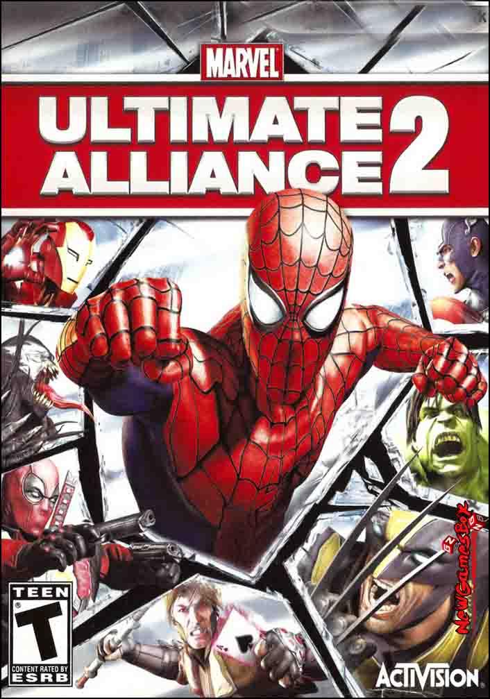 скачать игру Marvel Ultimate Alliance 2 на Pc через торрент - фото 2