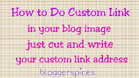 how to Create Link Image