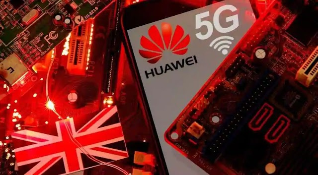 British government bans installation of new Huawei 5G equipment from September 2021