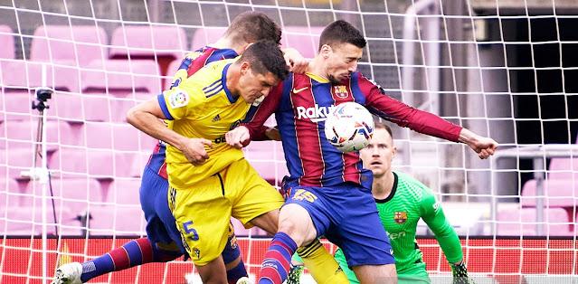 Barcelona vs Cádiz Highlights