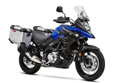 Motor Suzuki V-Strom 650XT Adventure 2020