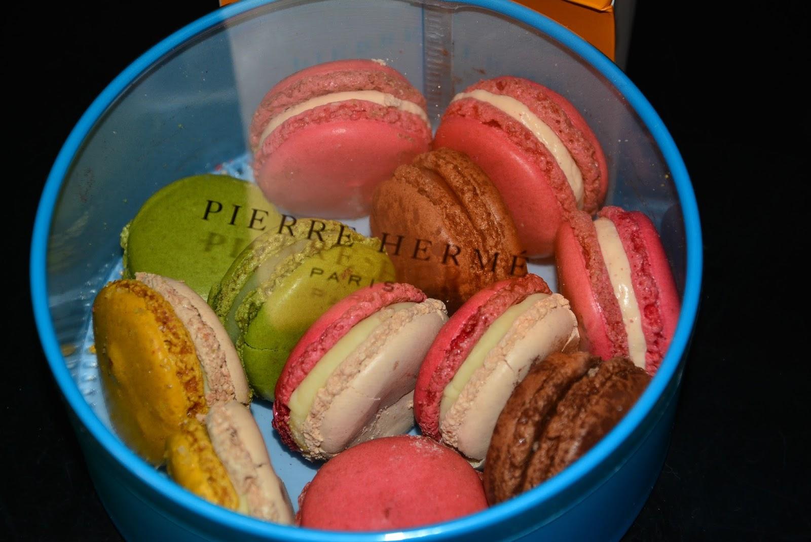 Macarons of Paris