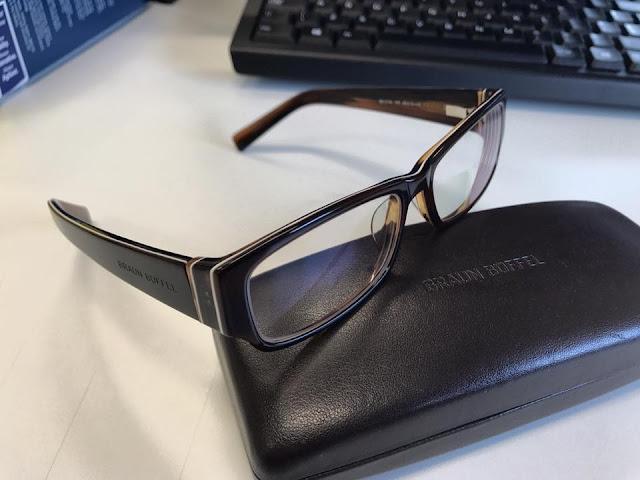 Braun Buffel Pengganti Cermin Mata Yang Patah