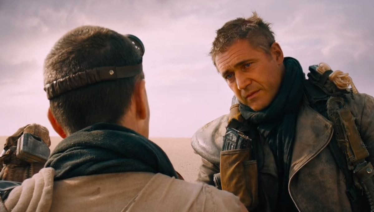 Vídeo deepfake coloca Mel Gibson como protagonista de Mad Max: Fury Road (2015)
