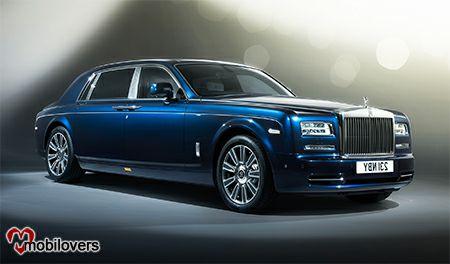 Gambar Mobil Rolls Royce