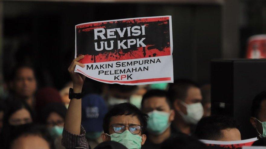 """DPR Tidak Setuju Revisi UU KPK Disebut """"Biang"""" Kasus Pemerasan Walkot oleh Penyidik KPK"""