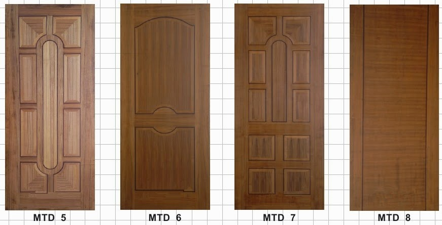Teak Veneer Door of Royal wooden door bangalore