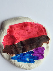 Mini Monets and Mommies: Model Magic: Colorful Clay Creations