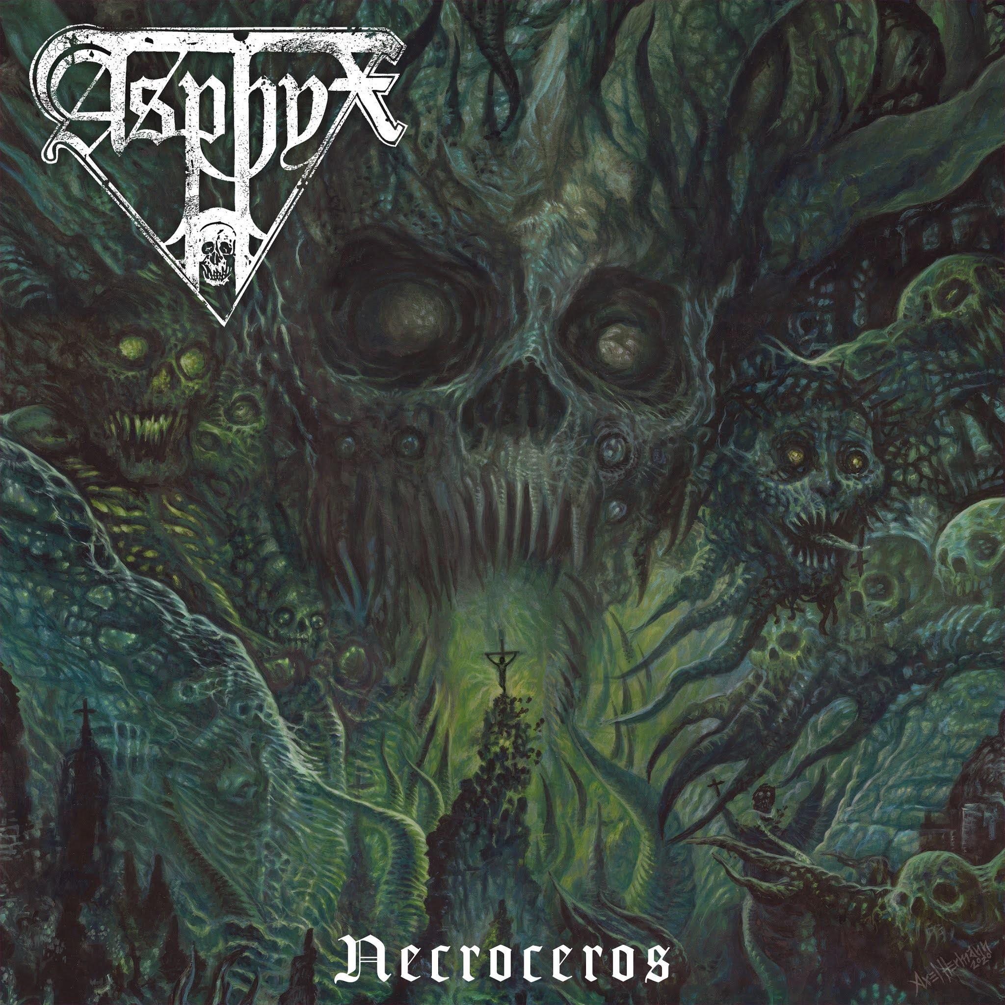 Asphix Necroceros artwork