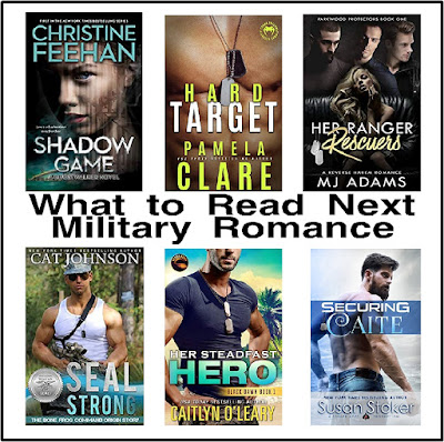 "Enjoy some ""mommy time"" with one of these hot military romances.  These 12 military romances are a great way to enjoy your free time."
