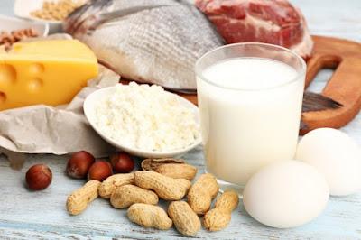 Nutrisi Penting Untuk Menaikkan Berat Badan