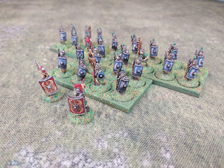 15mm Early Imperial Romans by Forged in Battle
