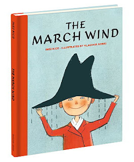 INEZ RICE  The March Wind