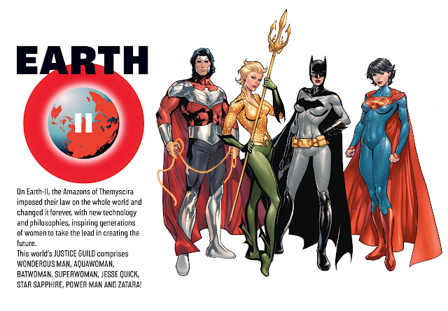 konsep multiverse dc earth 11