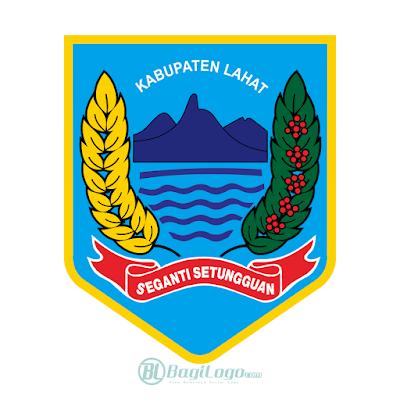 Kabupaten Lahat Logo Vector