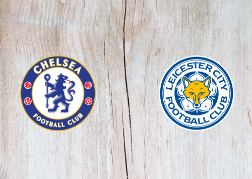 Chelsea vs Leicester City -Highlights 18 May 2021