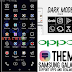 Download Themes SAMSUNG GALAXY S10 Full Dark for OPPO & Realme
