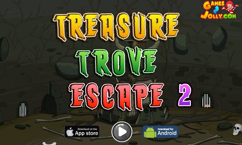 Treasure Trove Escape 2 Walkthrough