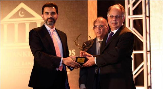 "Khushhali #Microfinance Bank awarded ""Best Microfinance Bank"" in"