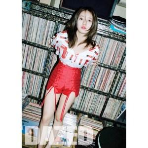 Suzy Miss A cantik, imut, cute, pamer paha mulus, seksi