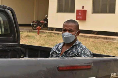 Covid-19 Update: Nigerian Man Who Escaped After Tested Positive Of Covid-19 Has Been Apprehended By The Police (Read Full Story)