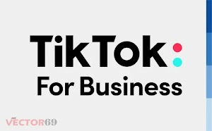 Logo TikTok For Business (.EPS)