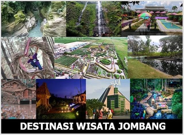 10 Top Destinasi Wisata Jombang