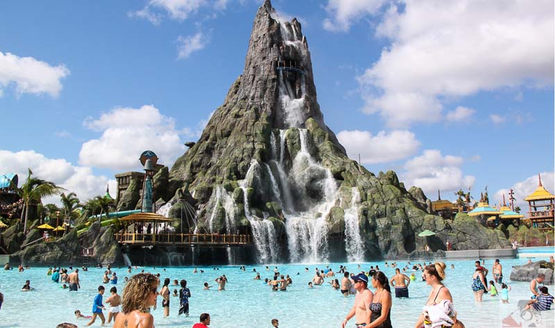 This Orlando Water Park Is Even Better in Cold Weather