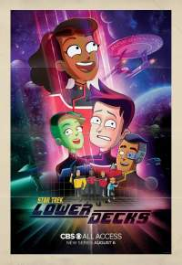Star Trek- Lower Decks 2020 Web Series Season 1 Dual Audio 480p