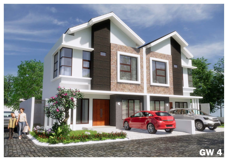 Rumah Baru Cantik Murah 2 Lantai dalam Cluster Petukangan ...