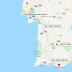 Viagem de trem de Lisboa a Faro