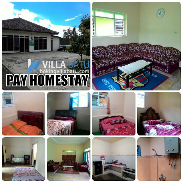 Pay Homestay