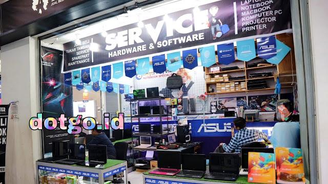 Amanah Comouter pusat perbaikan servis laptop, notebook dan macbook murah berkualitas berpengalaman