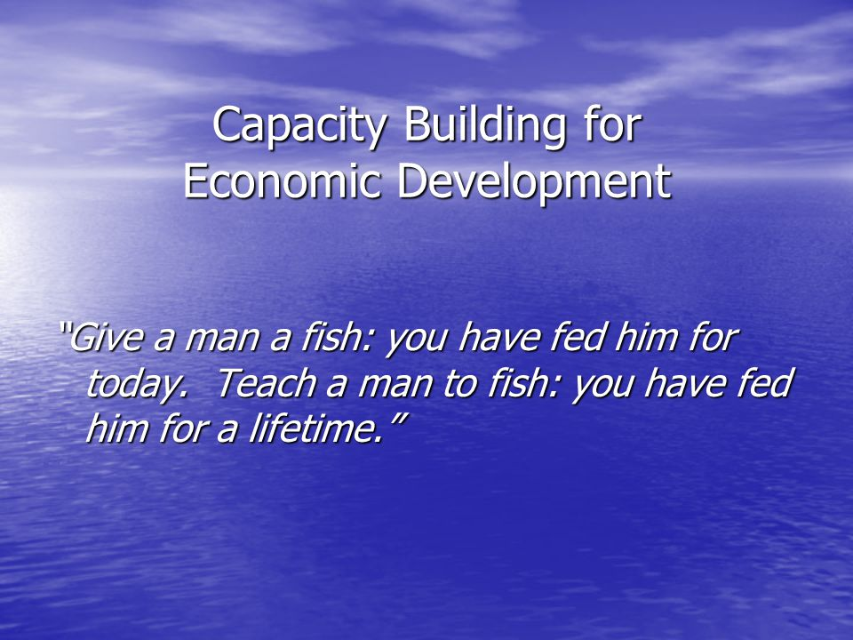 Engineering Capacity Building  in Developing Countries by Russel C. Jones, Ph.D., P.E.