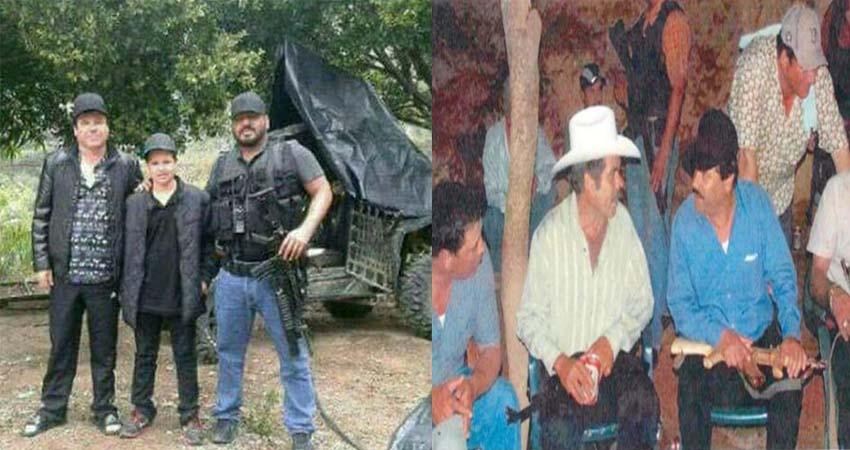 """AUDIO, El Cholo Iván le dijo al Chapo: """"Donde quiera voy señor si quiere voy pa Tamaulipas también no hay pedo"""""""