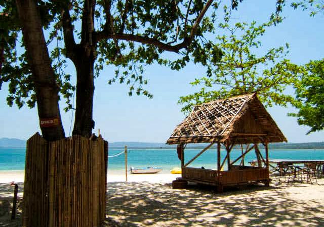 Wisata Pulau Oar Banten