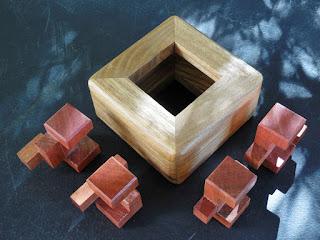 Quadripole Pieces