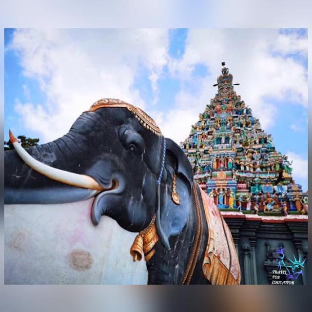 බුදුන් වහන්සේ දෙවන වර වැඩි - නාගදීපය 🛕☸️ (Nainativu Island, Jaffna) - Your Choice Way