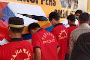 Tim Puma Polda NTB Tangkap 5 Pelaku Pengroyokan WNA Amerika