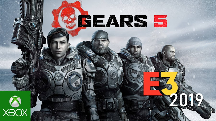 gears 5 xbox game pass e3 2019 september 10 release date kait diaz