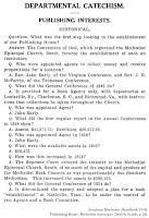 Southern Methodist Handbook 1918;  Publishing House, Methodist Episcopal Church, South, p. 28.