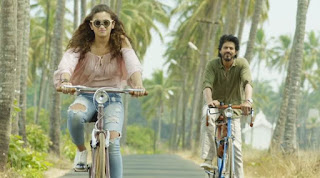 Dear zindagi Movie:  Shah rukh and alia bhatt dear zindagi first look.dear zindagi is directed by gauri shinde.dear zindagi music composed by Amit trivedi.