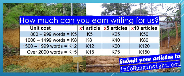 Writers earners opportunity