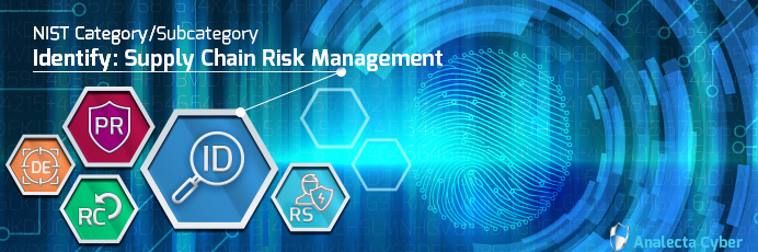 Cyber Supply Chain Risk Management Processes - Analecta LLC Graphic banner