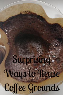 Surprising Ways to Reuse Coffee Grounds