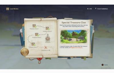 Special Treasure Brightcrown Canyon