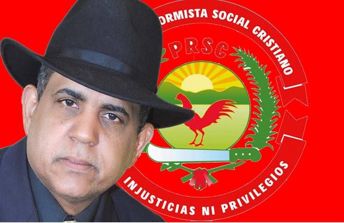 Abinader  convertirá a RD en país orgullo para América Latina y el mundo según dirigente del PRSC