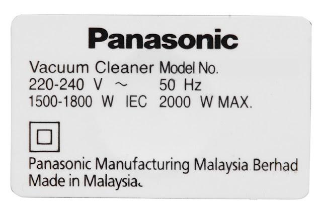 Máy hút bụi Panasonic MC-CL565KN46 2000W